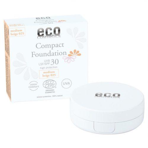 Esta base compacta equilibra seu tom de pele, permitindo um acabamento natural e fresco. Fator de proteção solar SPF30.