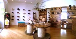Antiga loja da Sapato Verde em Cascais