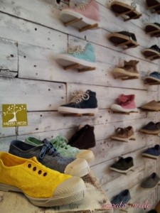 Eco and vegan shoes