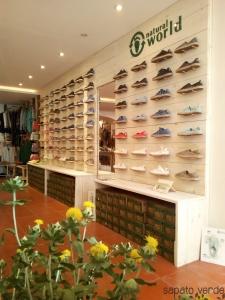 Natural World na Sapato Verde