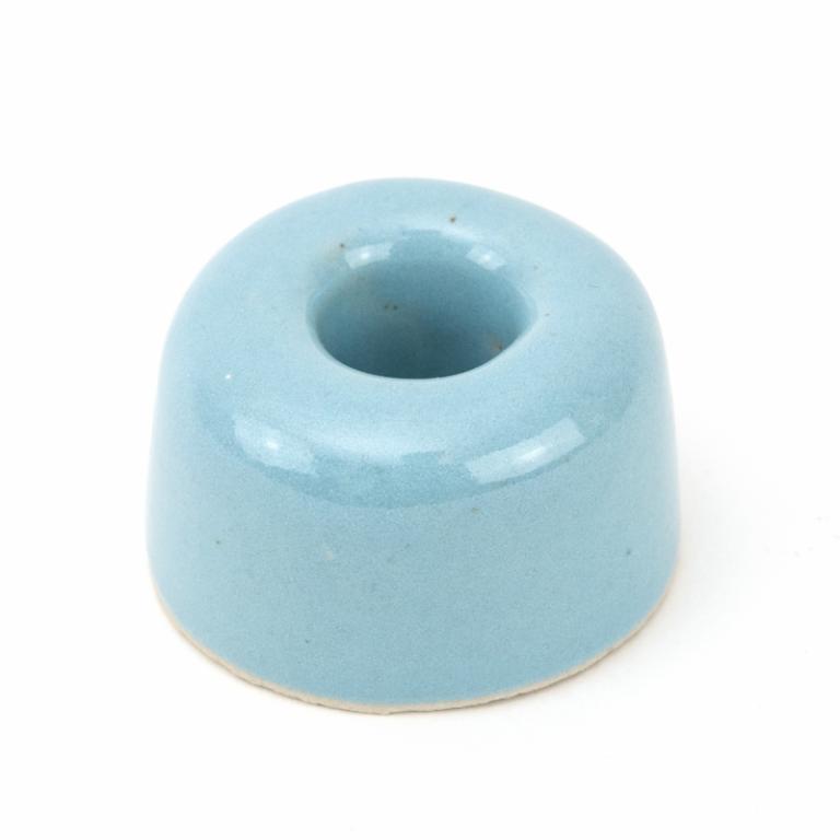 A Hydrophil desenvolveu um suporte em gesso para a sua escova de dentes.Simples e prático.