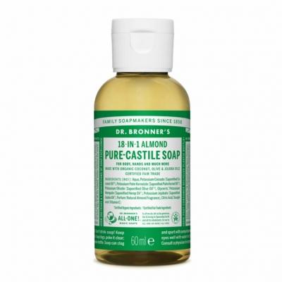Sabonete Líquido Biológico - Amêndoa 60ml