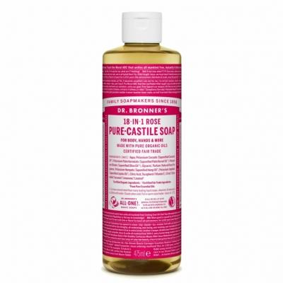 Sabonete Líquido Biológico - Rosa 475ml