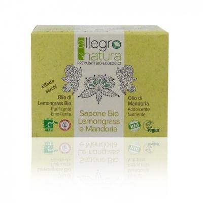 Sabonete Bio lemongrass e amendoa