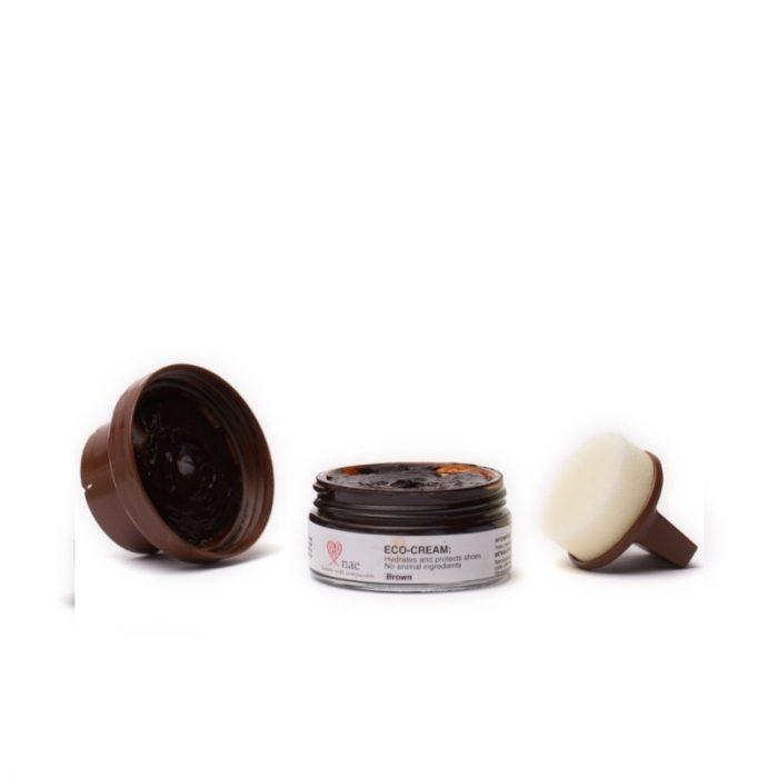 Creme de polimento que protege, nutre e dá brilho aos seussapatos.Disponível em preto, castanho e neutro.
