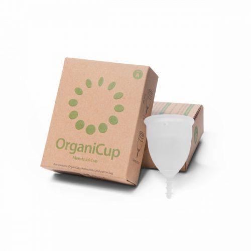 Copo Menstrual Organic Cup