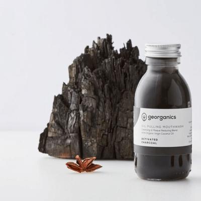 Elixir Bocal Georganics – Carvão Ativado (Branqueador) 2