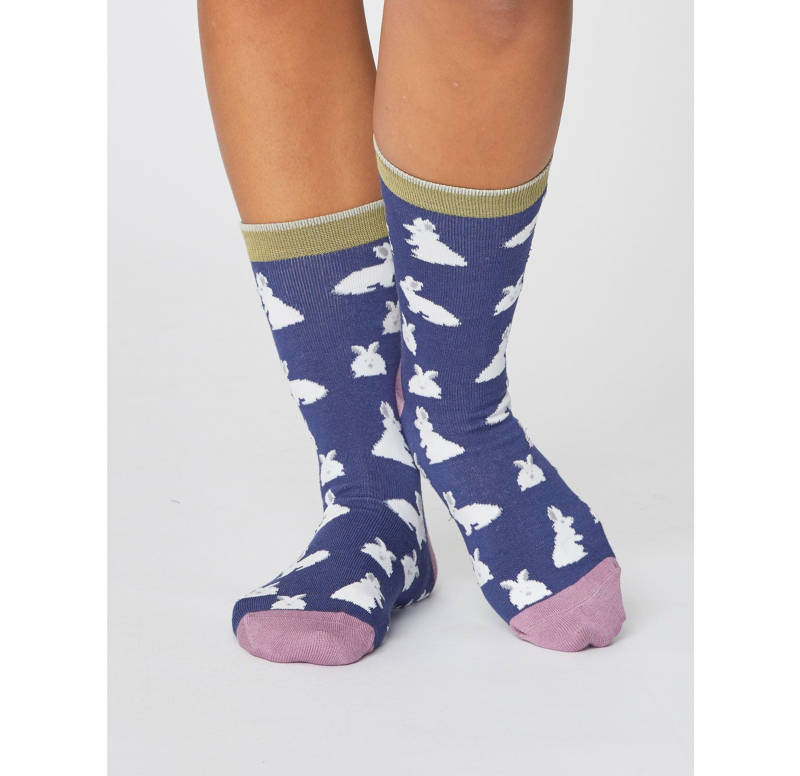 723e321646 Sapato Verde - Bunny Rabbit Socks In A Bag