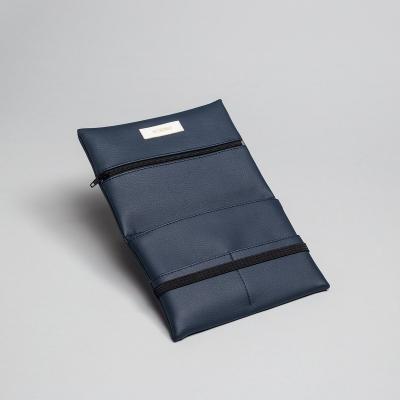 Carteira Azul escuro