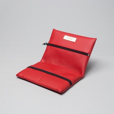 Carteira Vermelha 2