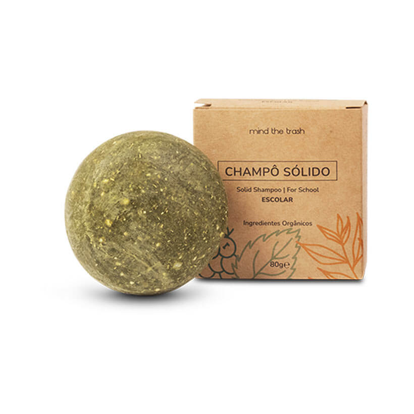 Este champô sólido foi formulado de forma a garantir que efetua bem o seu propósito: lavar o cabelo, deixando-o suave, nutrido e brilhante.