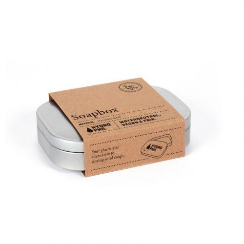 O porta sabonetes será a opção segura e sem plástico para transportar o seu sabonete em viagens. Tenha o seu banho sustentável mesmo em viagem!