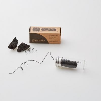 Fio dental carvão 2