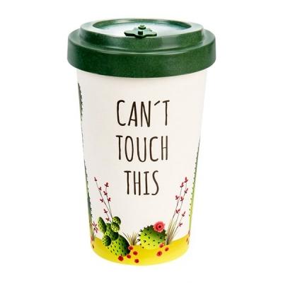 Cactus Bamboo Cup