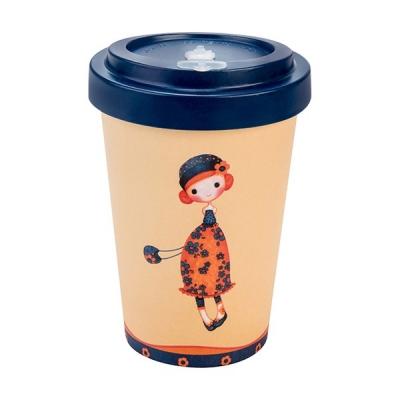 Daisy Bamboo Cup