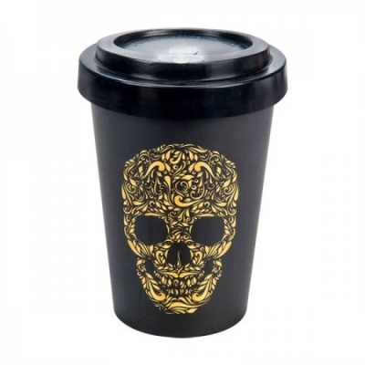 Skull Bamboo Cup