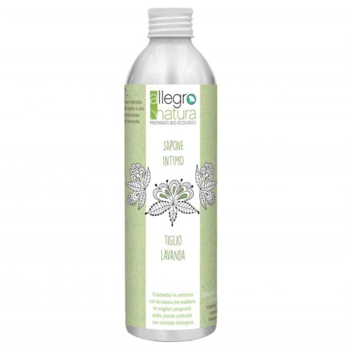 Sabonete suave especialmente concebido para a higiene intima. Com extrato de tília e óleo essencial de lavanda que hidratantam e acalmam a pele.