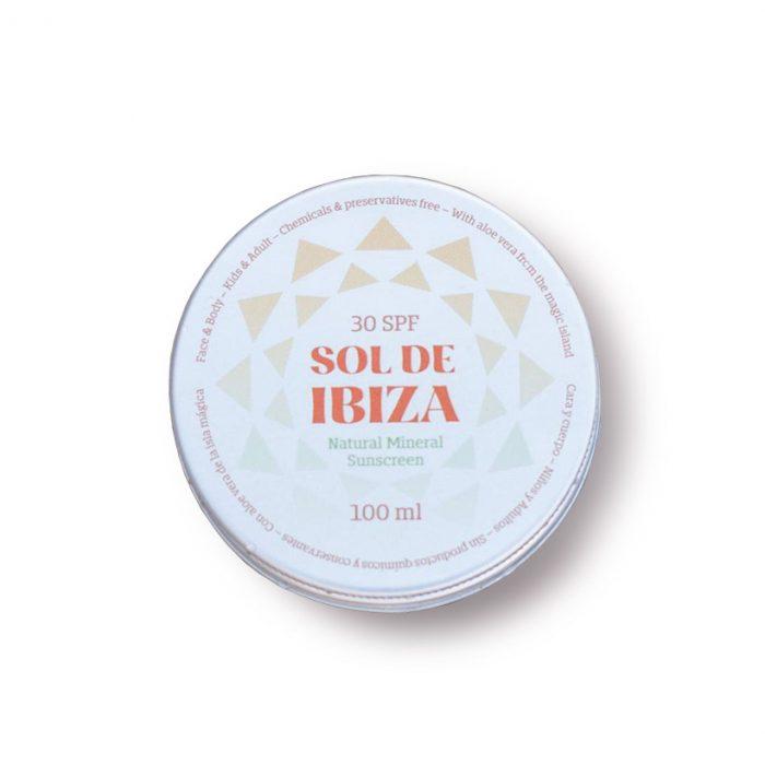 protetor solar mineral com fator de proteção spf30