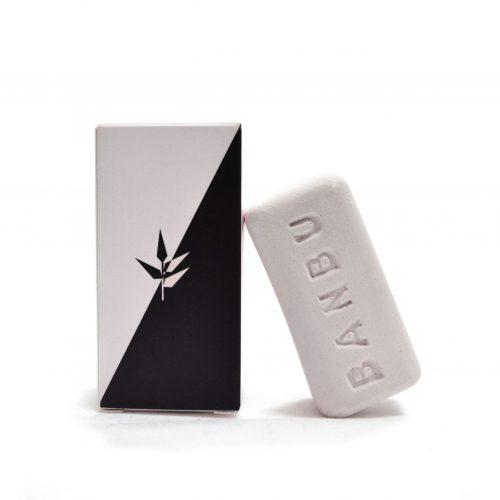 O desodorizante sólido da Banbu é pensado para quem procura uma alternativasaudável, ecológica e vegana para a sua higiene diária.