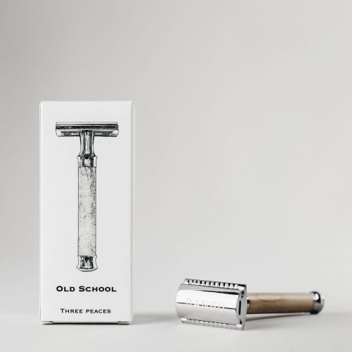 A máquina para barbear é projetada para aqueles que desejam uma alternativa mais sustentável, mais eficaz, mais durável e mais barata.