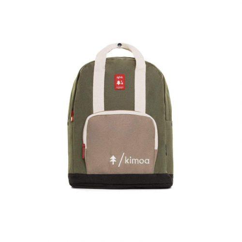 A mochila Capsule Kimoa é a parceira perfeita para o dia a dia, criando um equilíbrio entre funcionalidade e moda.