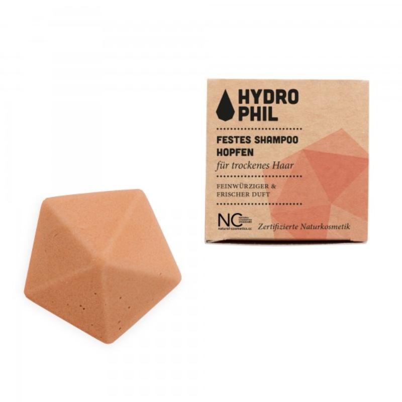 O champô sólido climate neutral, da Hydrophil, é um produto neutro em carbono. Uma alternativa sustentável, amiga dos animais e do ambiente.