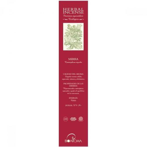 Incenso natural que permite disfrutar da aromaterapia sem perfumes sintéticos ou tóxicos. Incenso natural, sustentável e de comércio justo.
