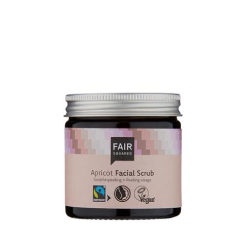 O esfoliante facial de alperce contém óleo de alperce e chá verde para suavizar a pele. Perfeito para pele sensível.