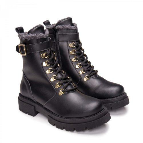 As Nerea Black são umas botas com forro quente quente em algodão orgânico, feitas em couro vegan. Cuidadosamente fabricado em Portugal.